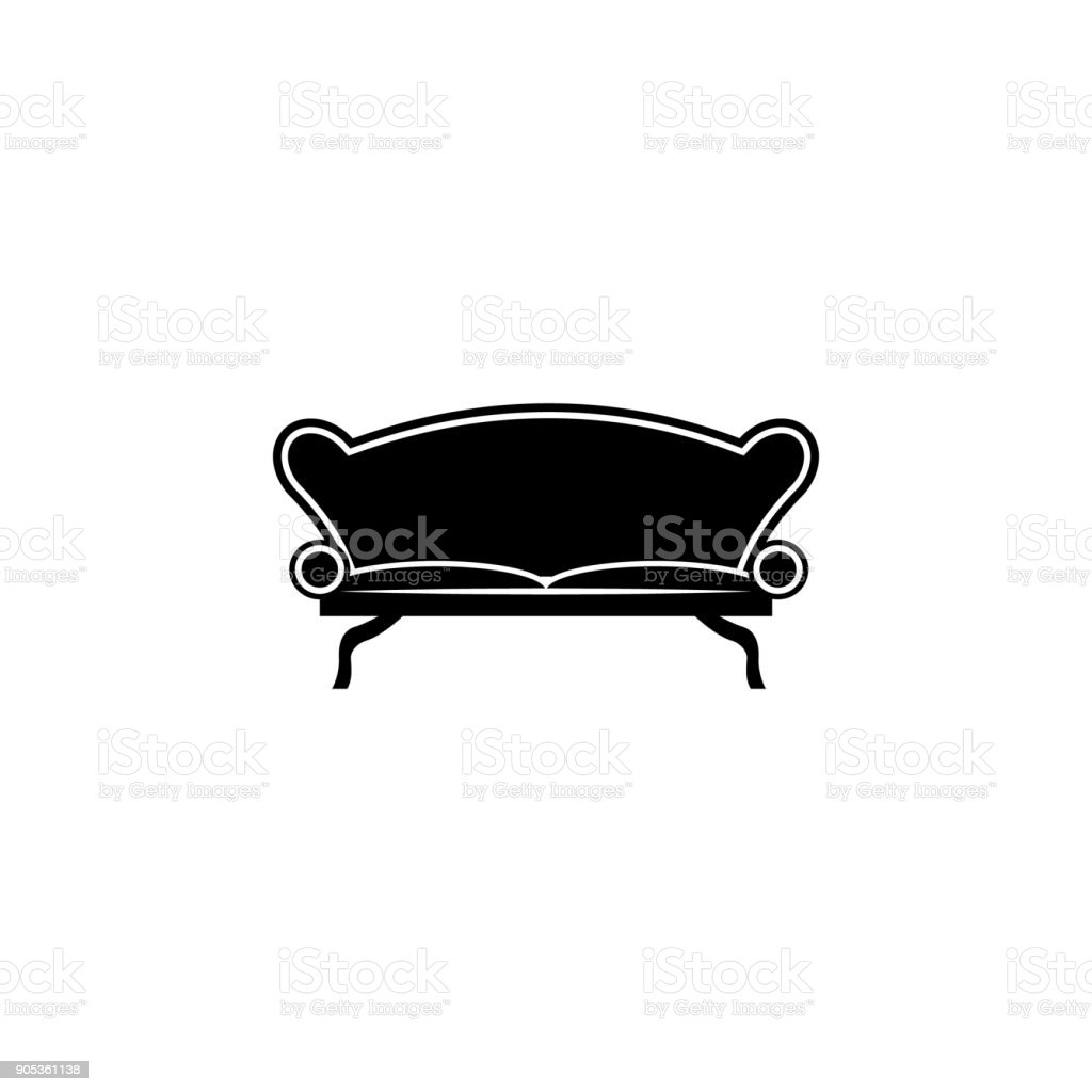Sofa Icon Elements Of Furniture Icon Premium Quality Graphic Design