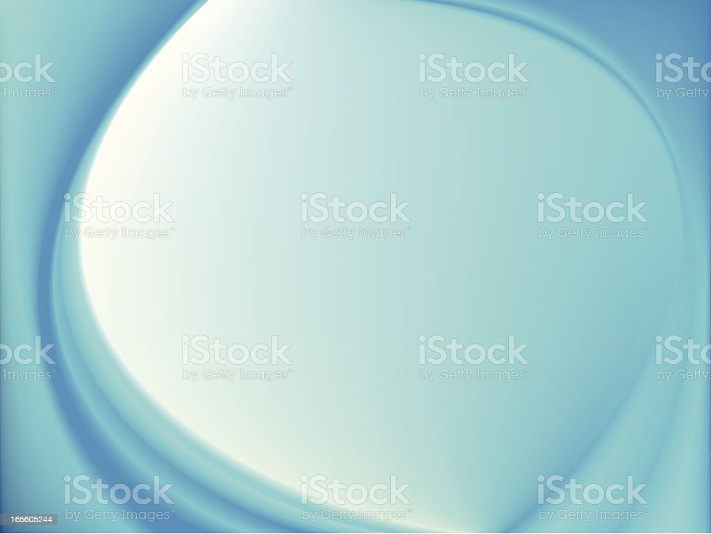 Soft blue background - VECTOR royalty-free stock vector art