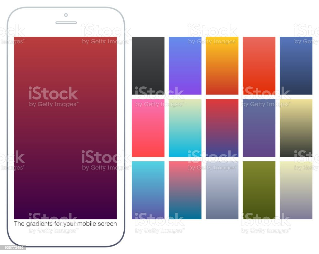 Soft color gradient backgrounds set modern screens for mobile app soft color gradient backgrounds set modern screens for mobile app abstract colorful vector gradients kristyandbryce Choice Image
