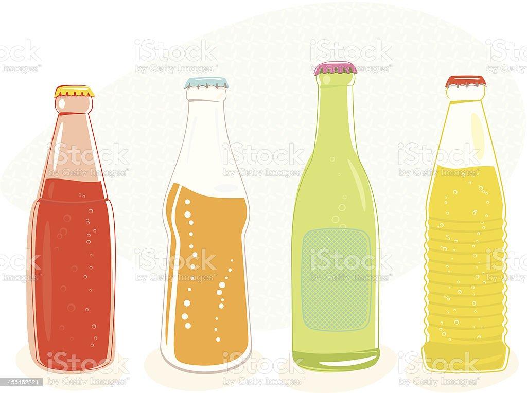 Squishy Drink Bottles : Soft Drinks Bottles Stock Vector Art & More Images of Bottle 455462221 iStock