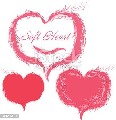 Soft heart.
