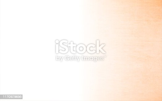 istock Soft peach and white pastel coloured stock vector background illustration 1170929695