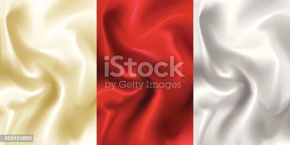 istock Soft Satin background 455454865