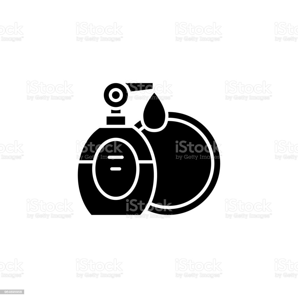 Soft soap black icon concept. Soft soap flat  vector symbol, sign, illustration. royalty-free soft soap black icon concept soft soap flat vector symbol sign illustration stock vector art & more images of backgrounds