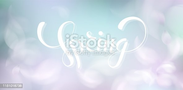 901386728 istock photo Soft spring background with purple blurred flower petals 1151018738