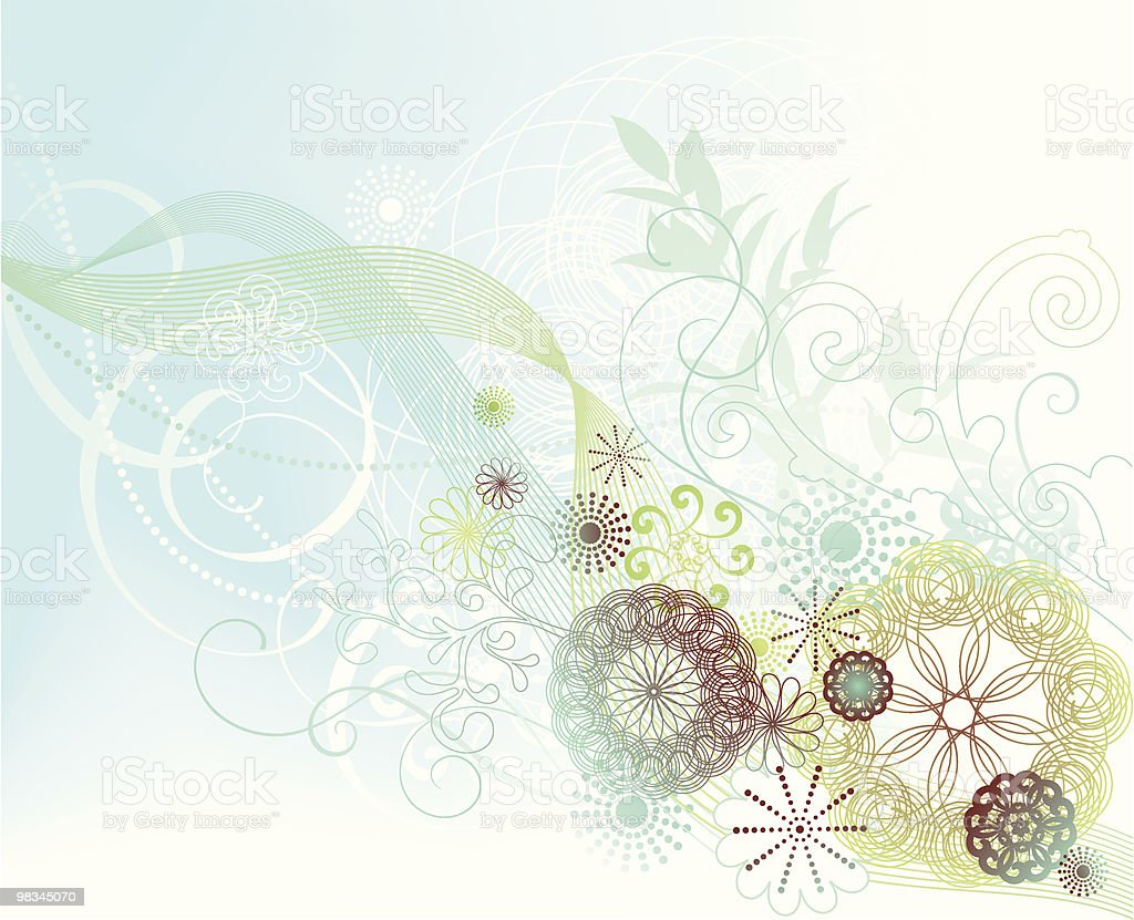 Soft wave royalty-free soft wave stock vector art & more images of circle