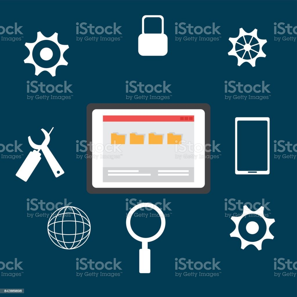 Software Design Stock Illustration Download Image Now Istock