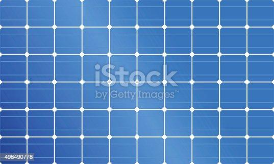 istock Solar Panel, Solar Power, Solar Cell 498490778