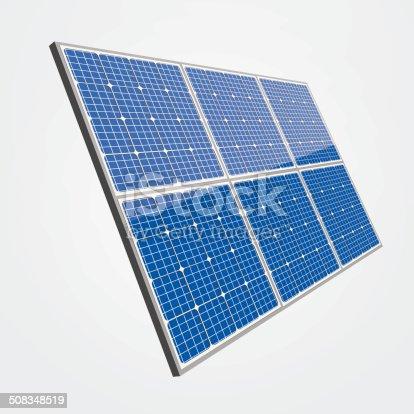 istock Solar panel 508348519