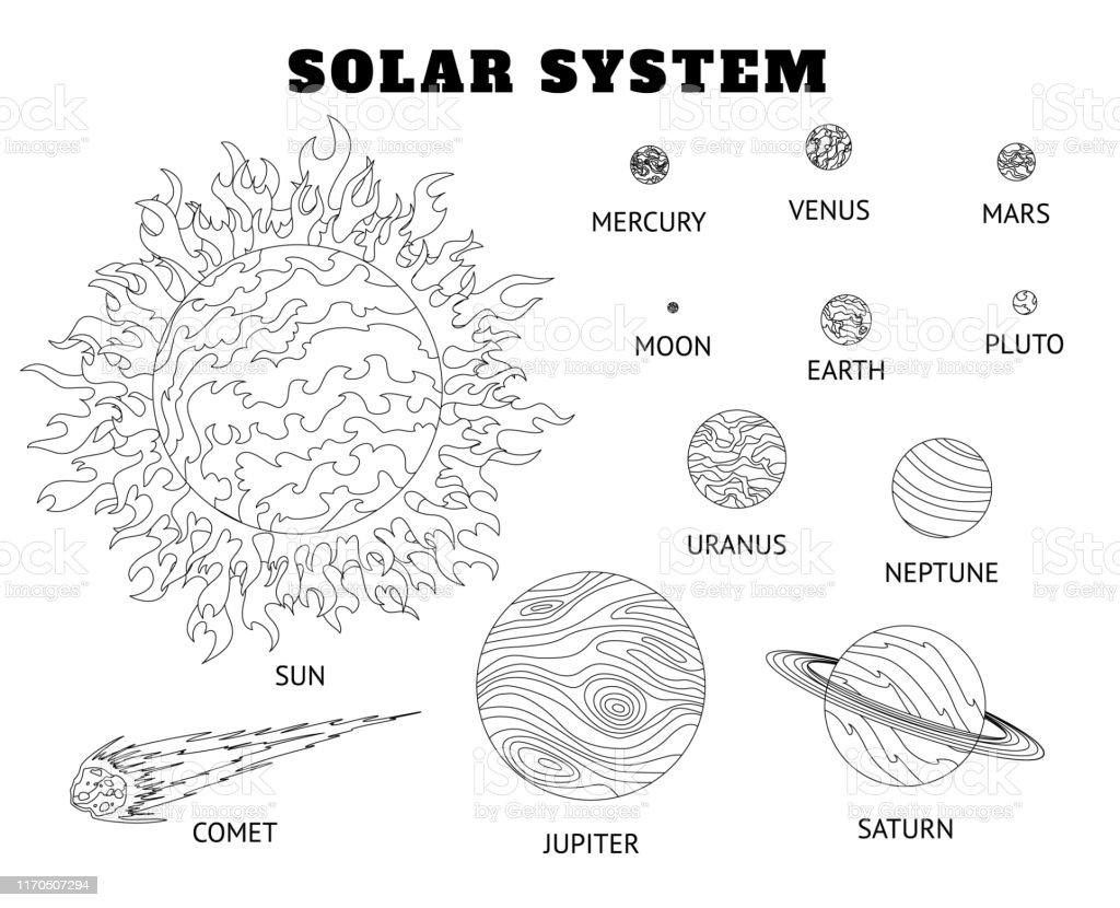 Desenho De Pluto Para Colorir