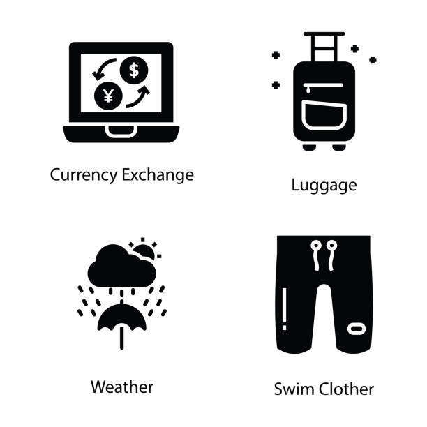 Bекторная иллюстрация Solid Icons Pack