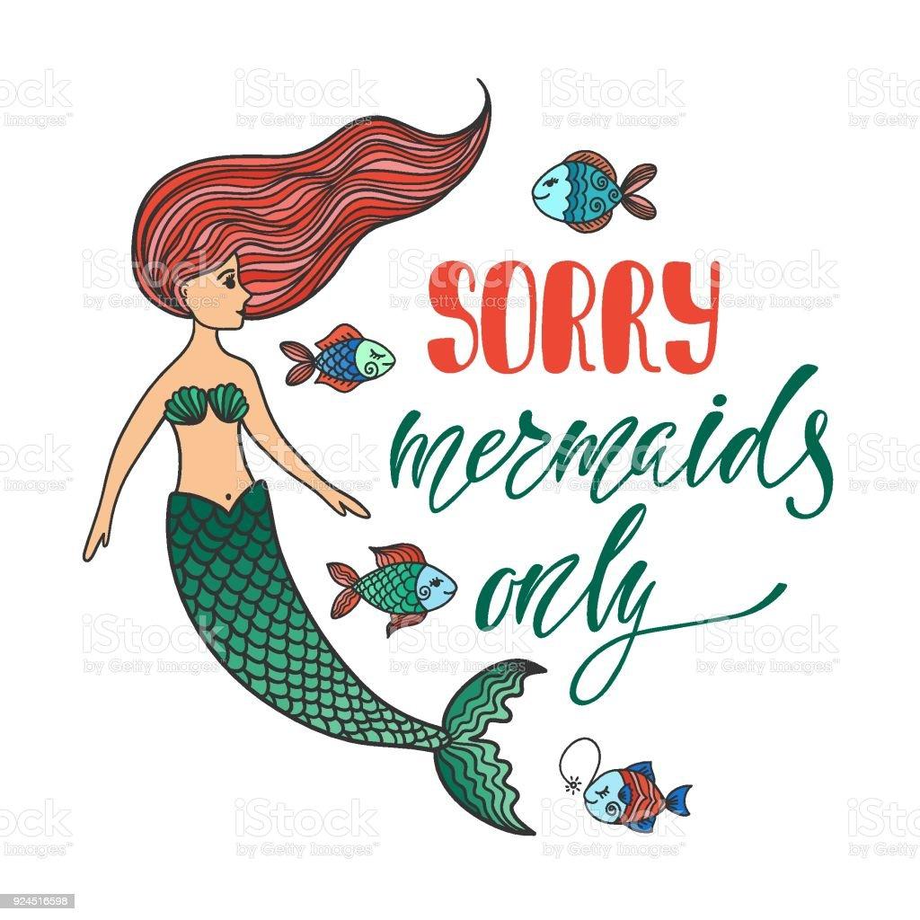 申し訳ありませんが人魚だけ夏についての心に強く訴える引用です