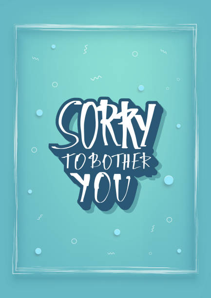Best Why Bother Quotes Illustrations, Royalty-Free Vector ...