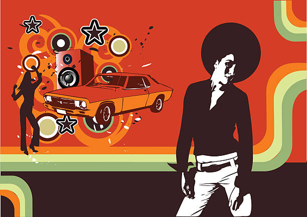Best Soul Music Illustrations, Royalty-Free Vector ...