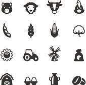 Soulico icons collection - Agriculture icons.