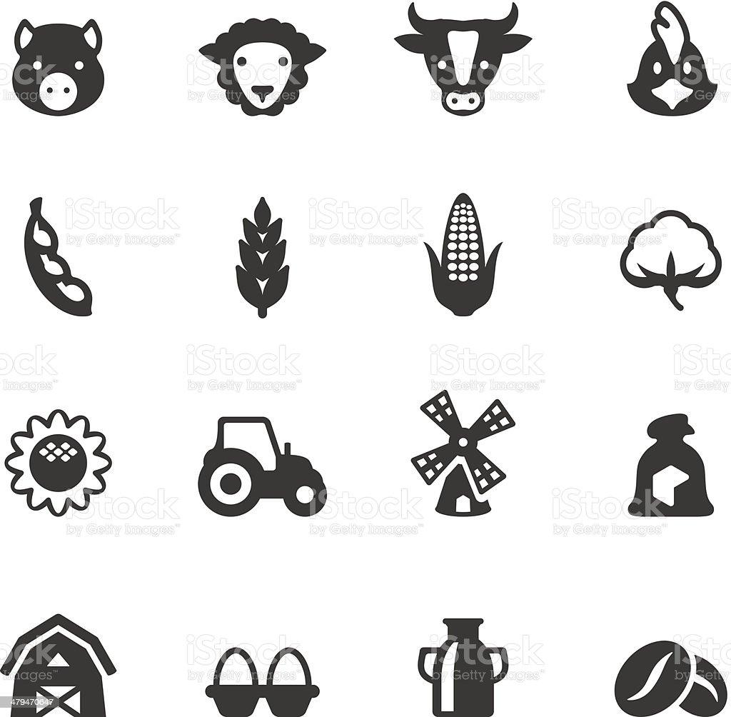 Soulico-Landwirtschaft – Vektorgrafik
