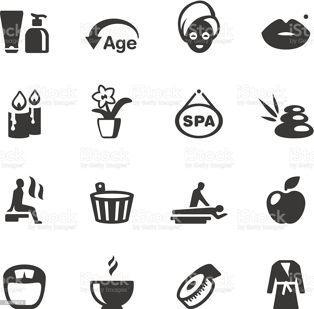 Soulico - Body Care royalty-free soulico body care stock vector art & more images of adult