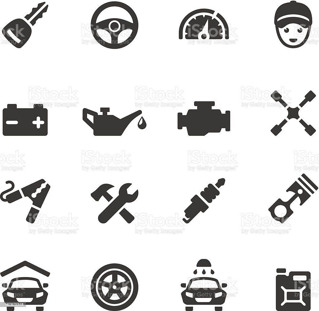 Soulico-Auto – Vektorgrafik