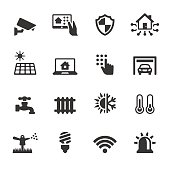 Soulico icons - Automated House