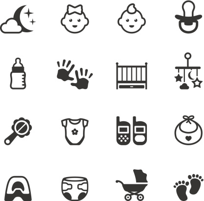 Soulico icons - Baby