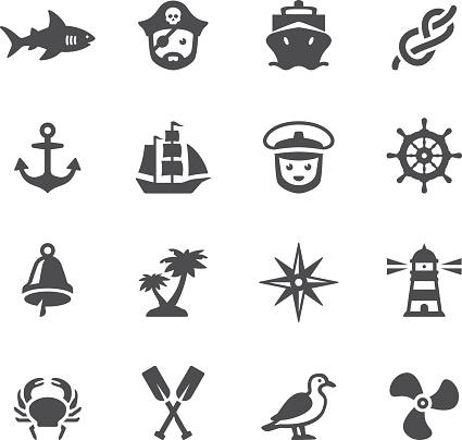 Soulico icons - Nautical