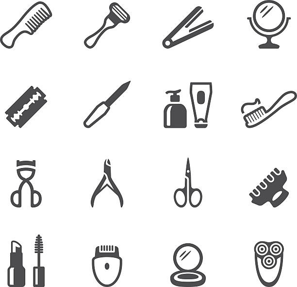 Soulico icons - Personal Accessory Soulico collection - Personal Accessory icons. blade stock illustrations