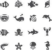 Soulico icons - Sea Life