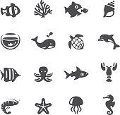 Soulico icons - Sea Life