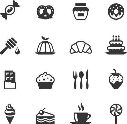 Soulico icons - Sweet Food