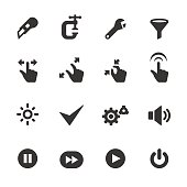 Soulico collection - Web tool buttons icons.