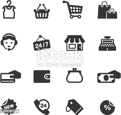 Soulico icons collection - Shopping and Sale icons.