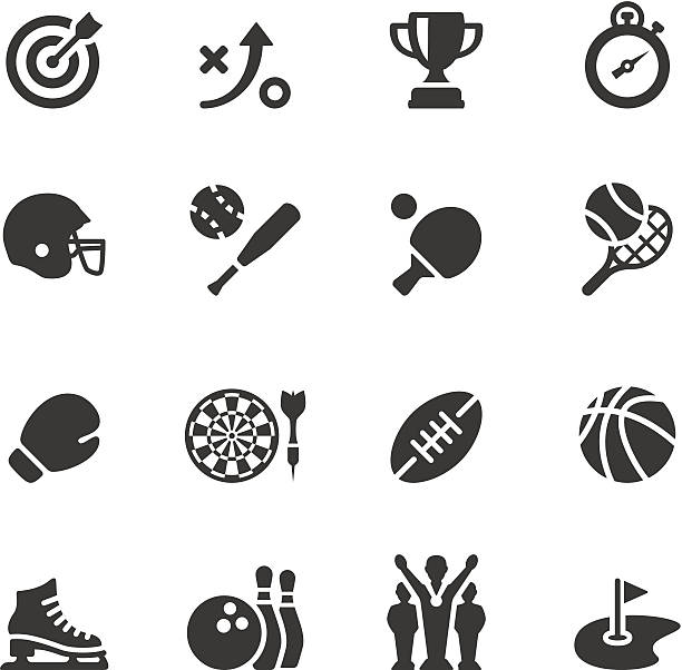 soulico - sport - paddle sports stock illustrations