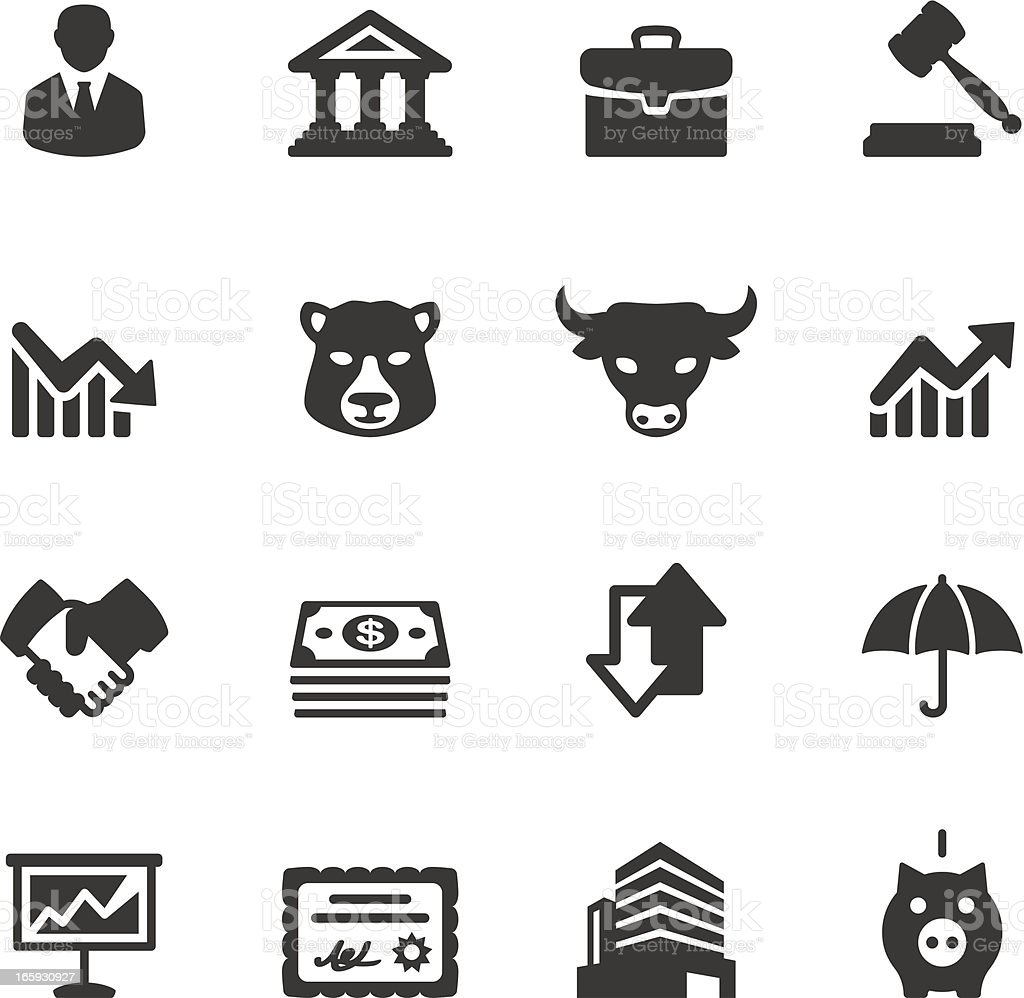 Soulico - Stock Market vector art illustration