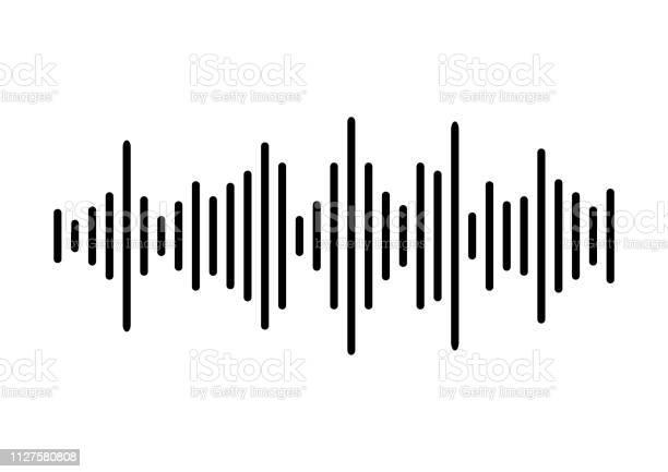 音波の背景ベクトル図 - DJのベクターアート素材や画像を多数ご用意