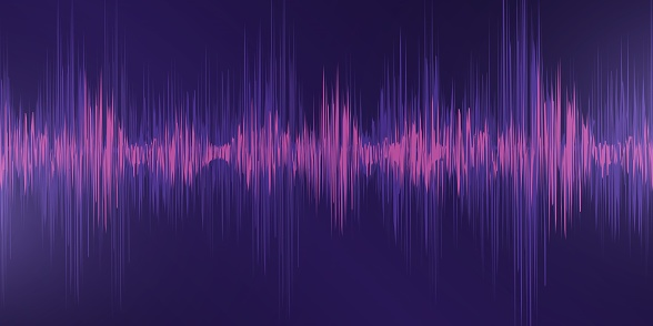 Sound Wave Classic Background