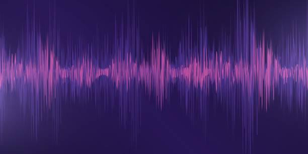 Sound Wave Classic Background Sound Wave Classic Background sine wave stock illustrations