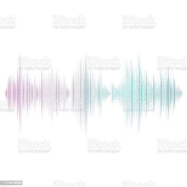 音波イコライザー ベクトル デザイン - DJのベクターアート素材や画像を多数ご用意