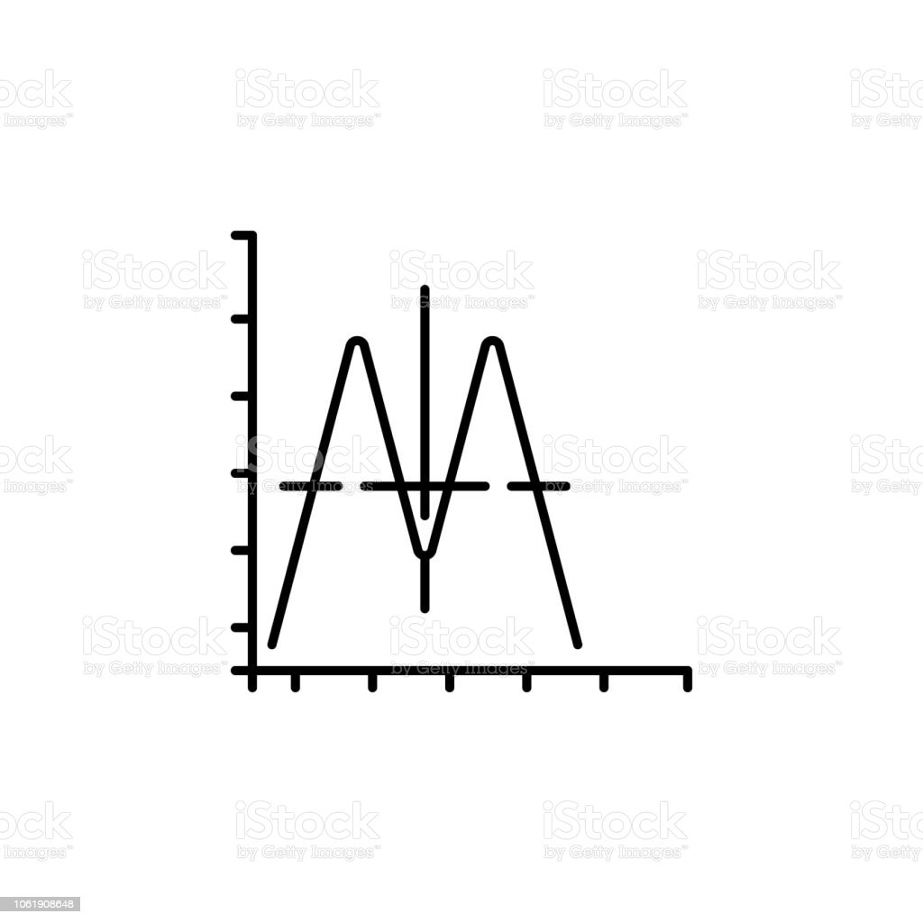 Sound Wave Icon Element Of Physics Science For Mobile