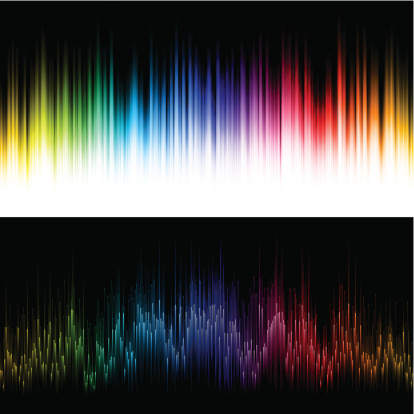 Sound wave vector backgrounds