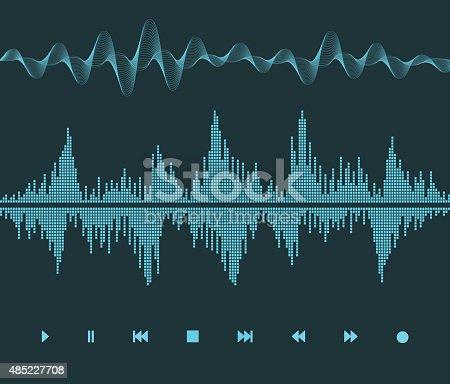 istock Sound Wave 485227708