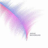istock Sound wave. Vector illustration on light background 1162366652