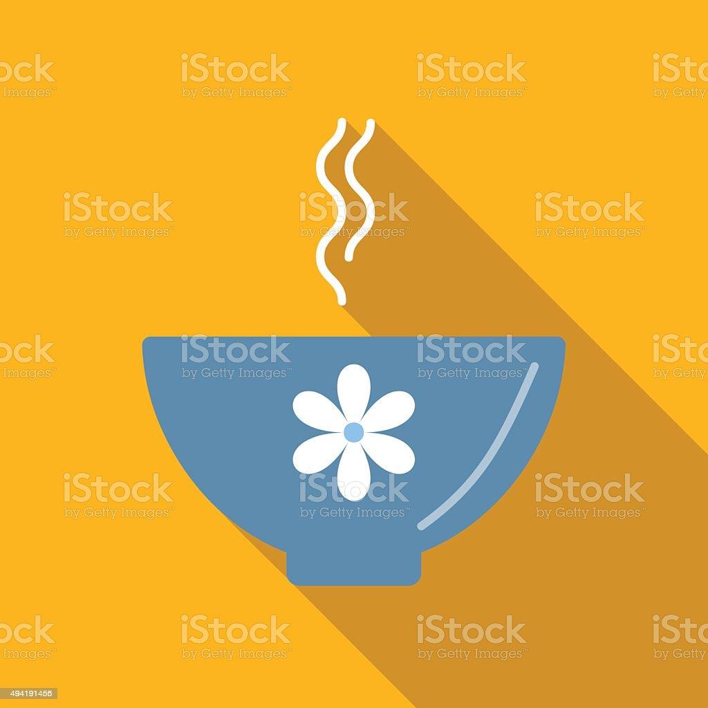Soup flat icon