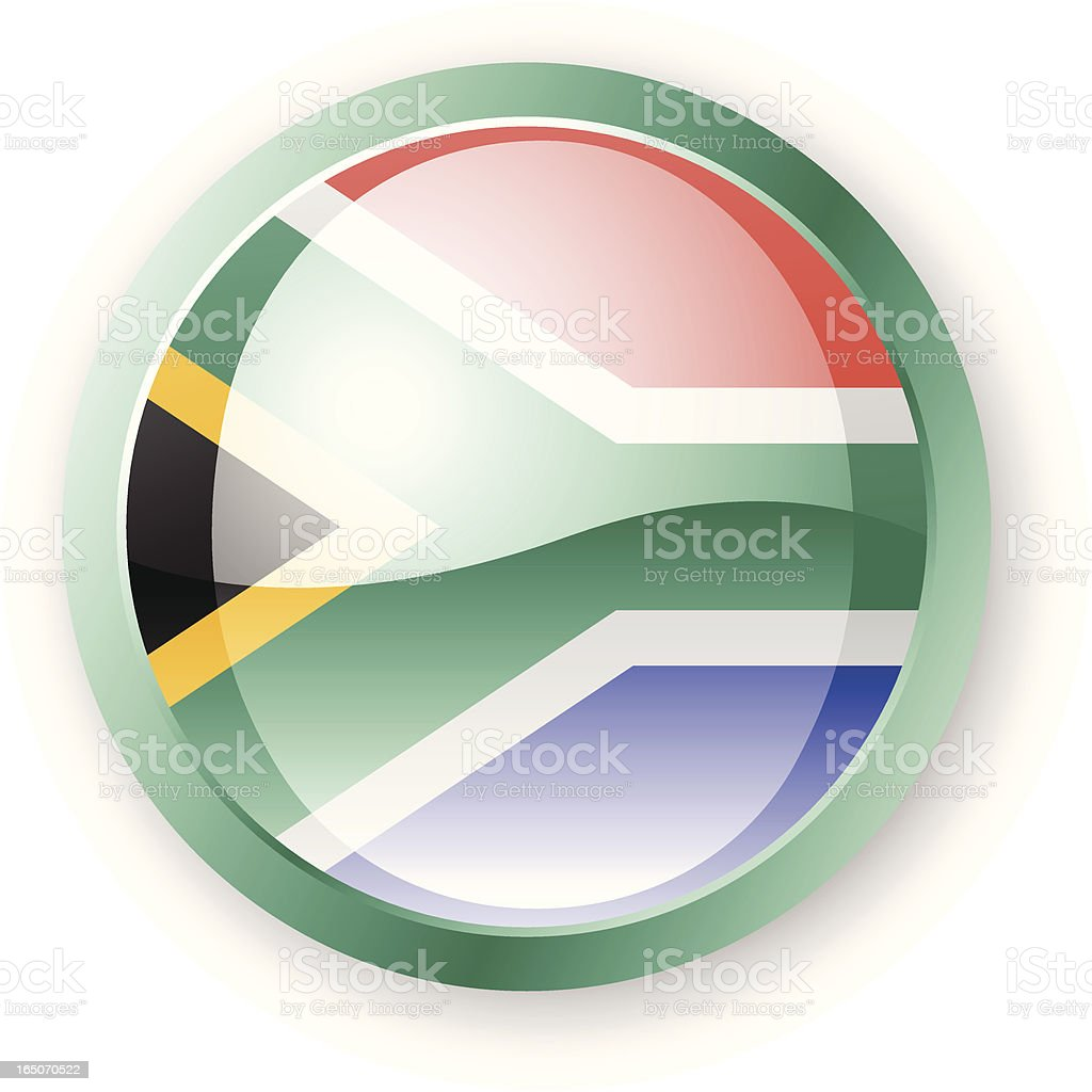 South Africa Flag Icon royalty-free south africa flag icon stock vector art & more images of africa