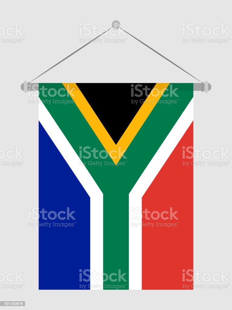 Perfecto Página Para Colorear De Bandera Sudafricana Regalo ...