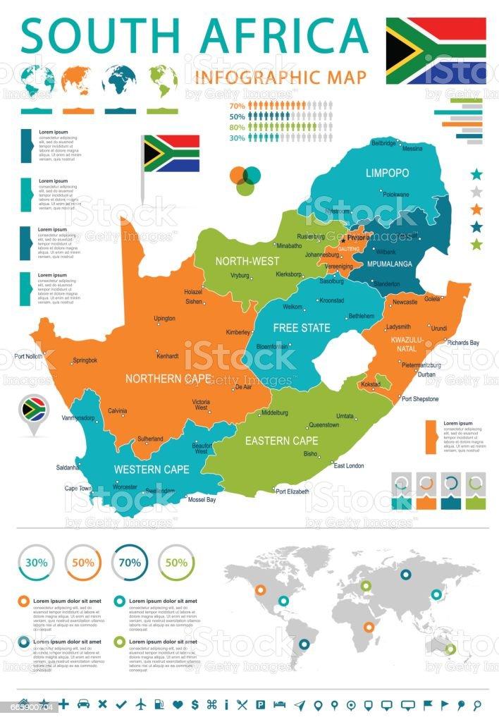 South africa mapa y bandera ilustracin arte vectorial de stock y south africa mapa y bandera ilustracin south africa mapa y bandera ilustracin arte gumiabroncs Choice Image