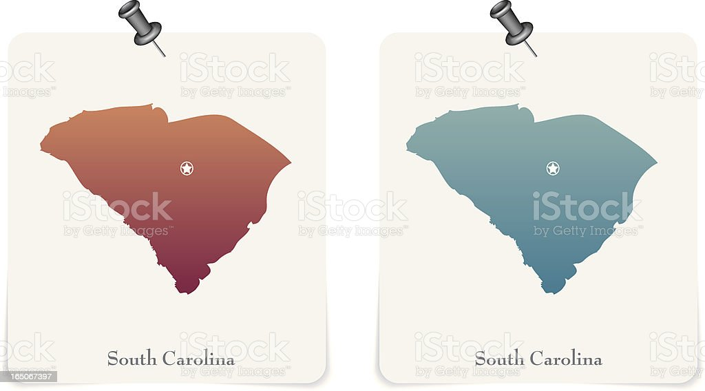 South carolina royalty-free south carolina stock vector art & more images of blue
