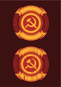 istock soviet insignia 165625987