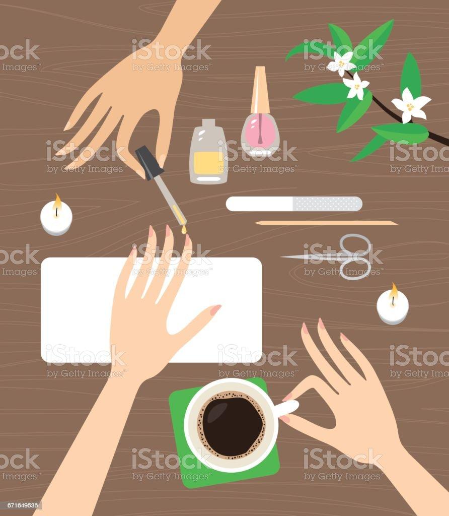 Nail Salon Images Gallery: Royalty Free Nail Salon Clip Art, Vector Images