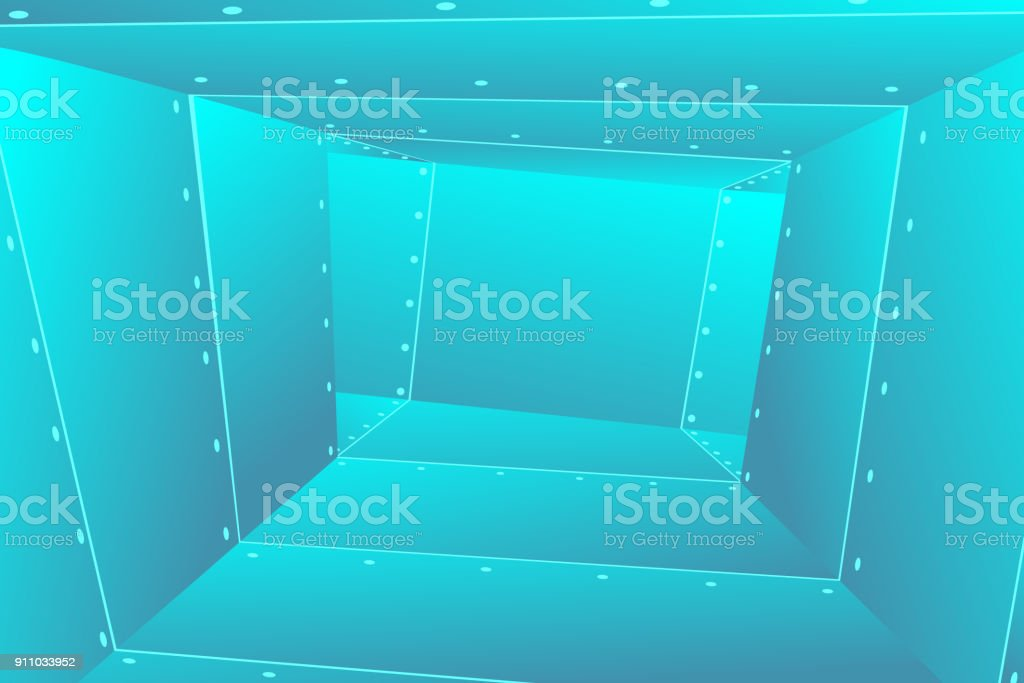 Space Air Duct royalty-free space air duct stock vector art & more images of air duct