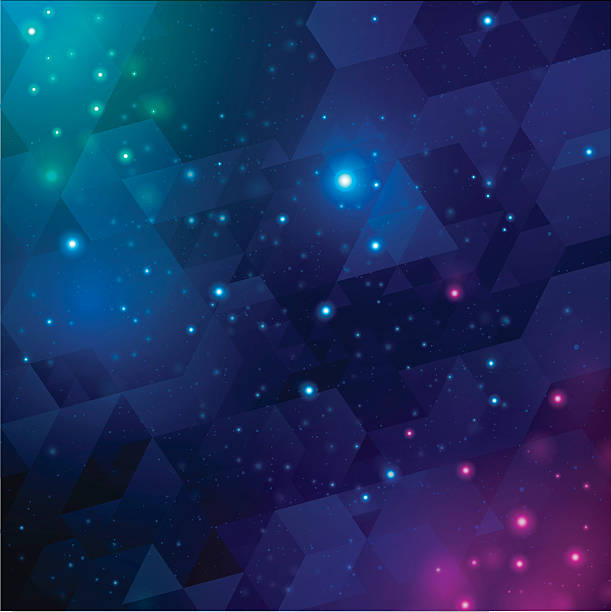 space background abstract - copy space stock illustrations, clip art, cartoons, & icons